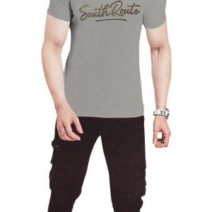 t- shirt for man's gray color