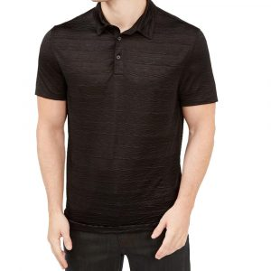 plain t-shirt for men's black
